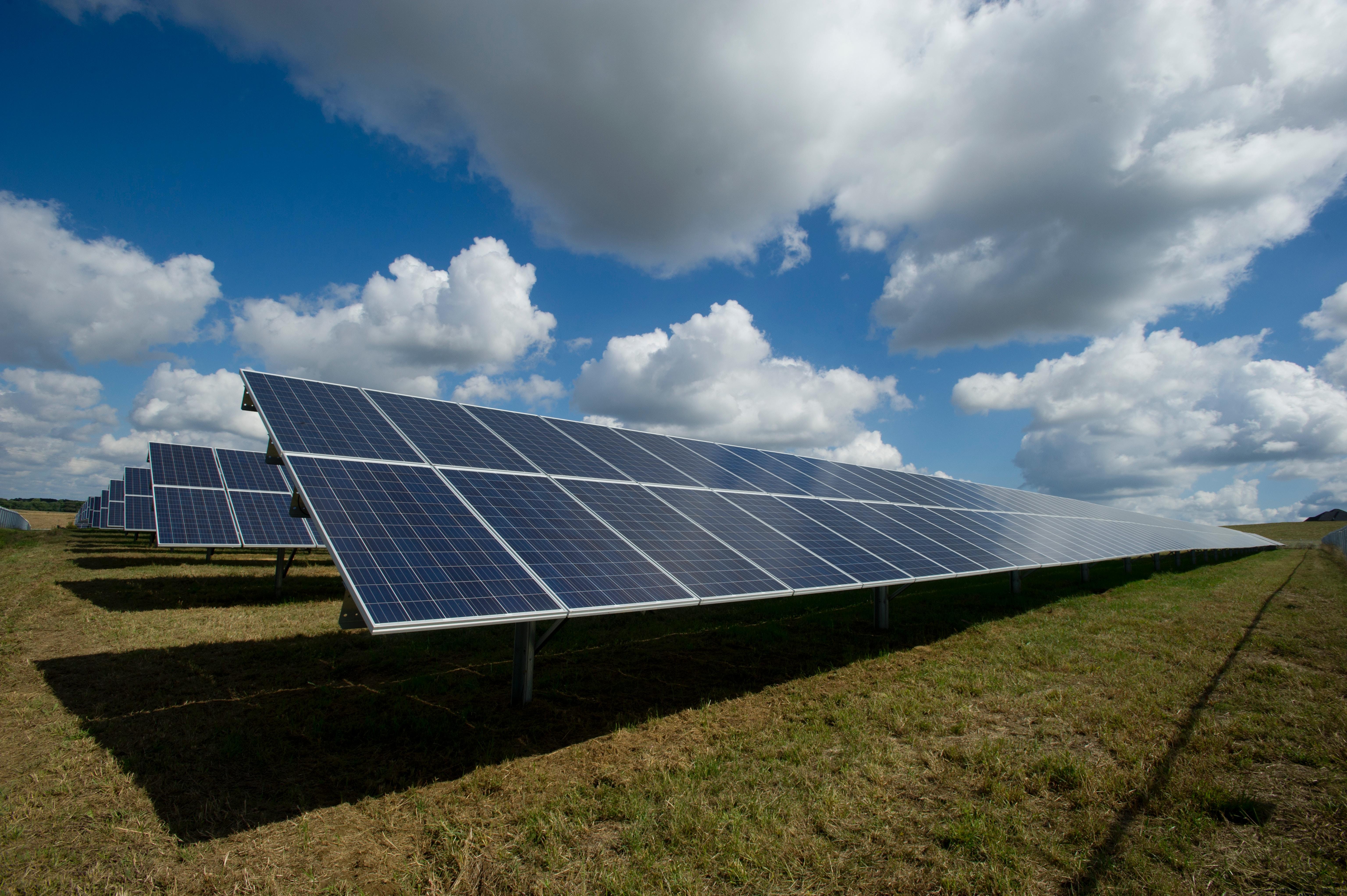 Solarfocus Sunnyline Solar Panels
